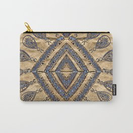 Trace of Beauty (square format) Carry-All Pouch