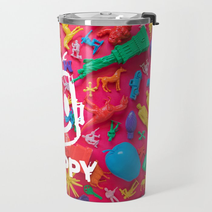 PRIDE (Plastic Menagerie Version) Travel Mug