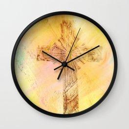 The Cross3 Wall Clock
