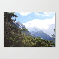 Untitled VI Canvas Print