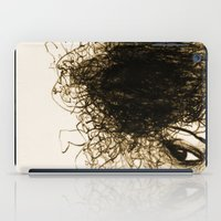 transparent iPad Cases featuring Transparent by Sofia Karlström