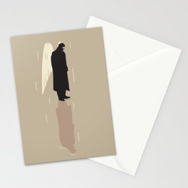 Der Himmel uber Berlin Stationery Cards
