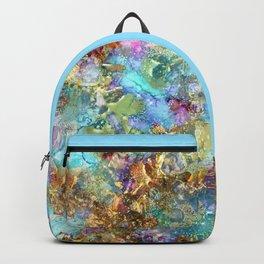 Mermaids Treasure Backpack