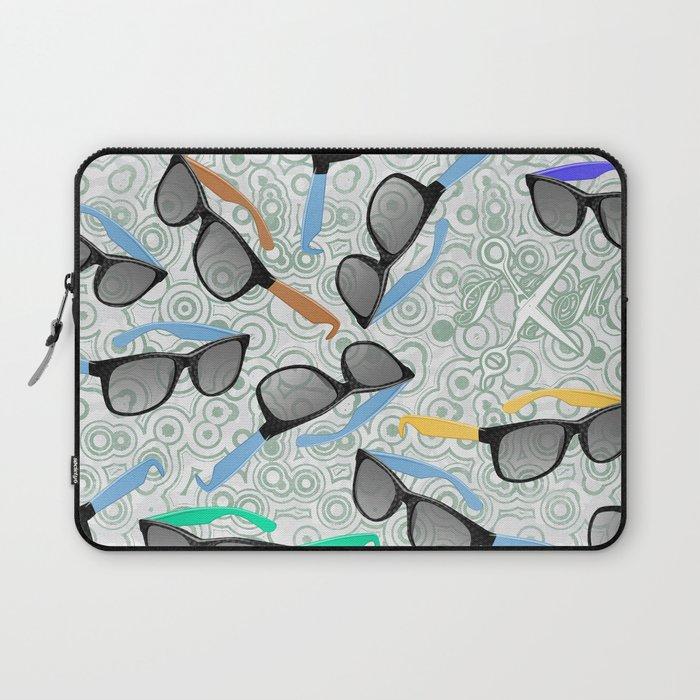 80's Shades Laptop Sleeve