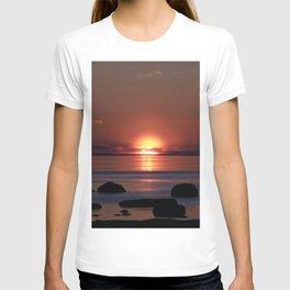Shock-wave Sunset T-shirt