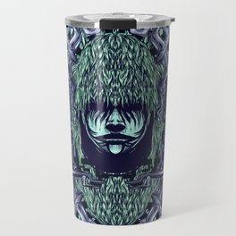 Boy with Labirinth Horns Travel Mug