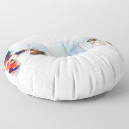 Paint Floor Pillow