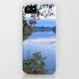 Pine Lake iPhone Case