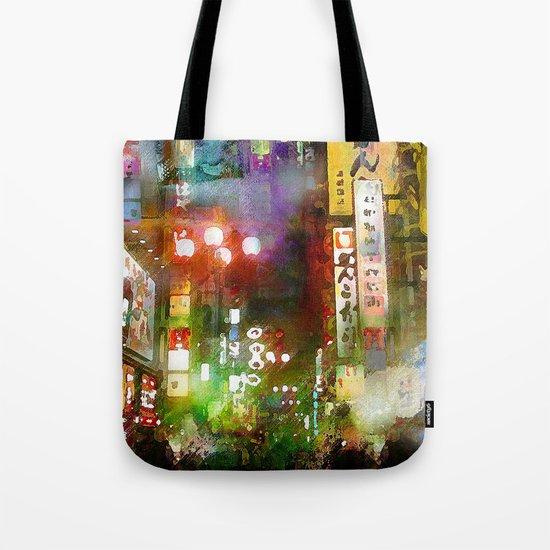Just one street Tote Bag