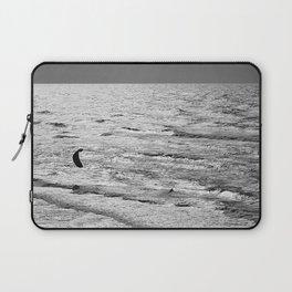 Kite Surfer Laptop Sleeve