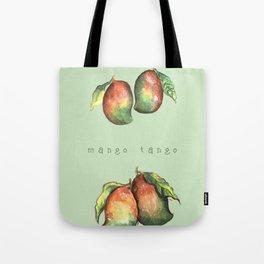 Mango Tango. Tote Bag