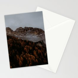 Autumn Mountains Stationery Cards