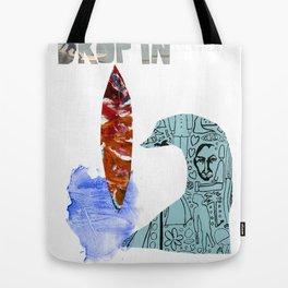 Drop In Tote Bag