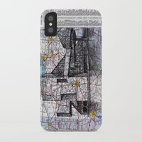 ohio iPhone & iPod Cases featuring Ohio by Ursula Rodgers