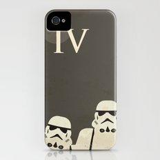 Star Wars Minimal Movie Poster iPhone (4, 4s) Slim Case