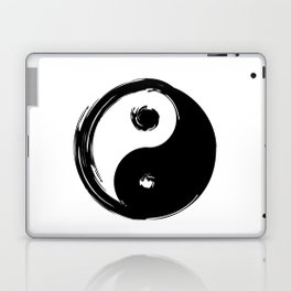 Yin Yang Symbol Laptop & iPad Skin