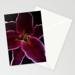 Lilium Stargazer Stationery Cards