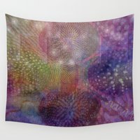 ballet Wall Tapestries featuring JELLYFISH BALLET by mimulux