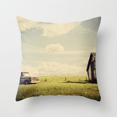 Farmhand Throw Pillow