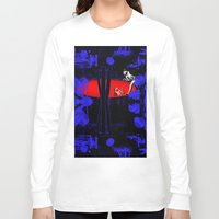 portal Long Sleeve T-shirts featuring Portal by Spew Jersey