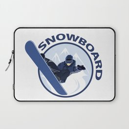 Snowboard Laptop Sleeve