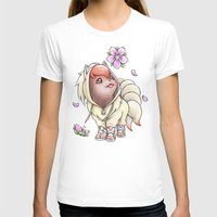 projectrocket T-shirts featuring I too will Blossom by Randy C