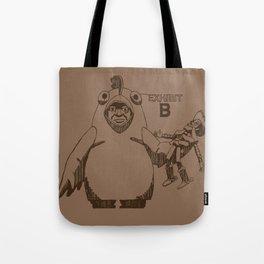 Exhibit B Tote Bag