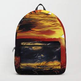 Here Comes The Sun - Graphic 1 Backpack
