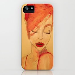 Joan Holloway Inspired iPhone Case