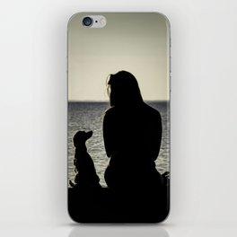 Cornelia & Ester iPhone Skin