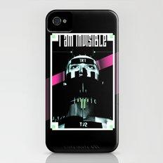I AM INVISIBLE Slim Case iPhone (4, 4s)