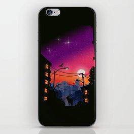 Atmosphere iPhone Skin