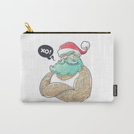 Hipsta Claus Carry-All Pouch