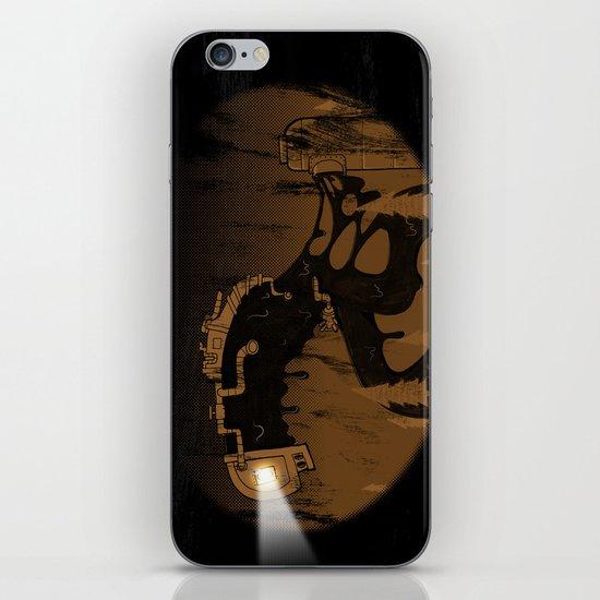 oil monster iPhone & iPod Skin