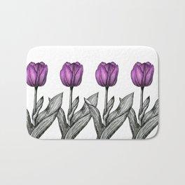Tulip Row Bath Mat
