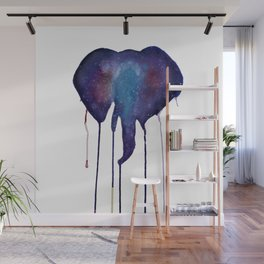 The Wisdom of the Elephant Wall Mural