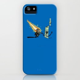 Little things - Ghost rider iPhone Case