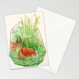 Tigerrarium Stationery Cards