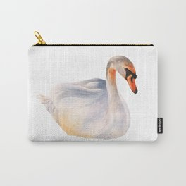 Swan Soliloquy Carry-All Pouch
