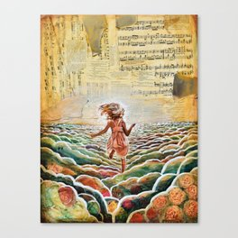 Heavenly Places Canvas Print