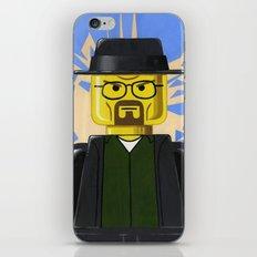 LEGO - Walter White Minifigure iPhone & iPod Skin