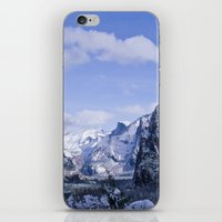 yosemite iPhone & iPod Skins featuring Yosemite by Ian Bevington