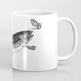 Fly Fish Coffee Mug