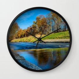 Baden-Württemberg : Die Rottum Wall Clock