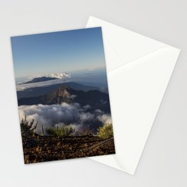 Taburiente sunrise Stationery Cards