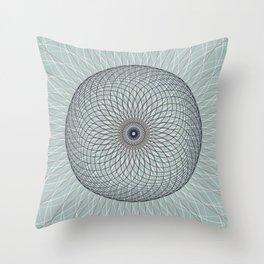 Scared Geometry Focus Center c10510 Throw Pillow