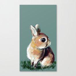 Teeny Canvas Print