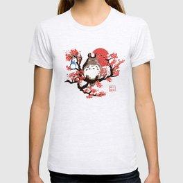 Forest spirits T-shirt