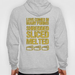 Cheese Lovers Factory Owner Maker Gift Hoody