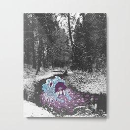 Creek Spirit Metal Print